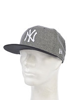 NEW ERA Chamstar New York Yankees Snapback Cap black/black