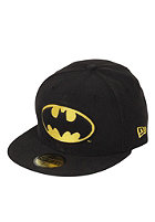 NEW ERA Character Basic Batman Cap black / yellow
