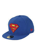 NEW ERA Character Basic Superman Cap blue / red / yellow