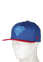 NEW ERA Character Poptonal Superman Snapback Cap blue/red