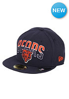 NEW ERA Chicago Bears NFL ONF Darft 5950 Fitted Cap team