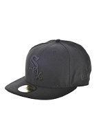 NEW ERA Chicago White Sox Fitted Cap black/black