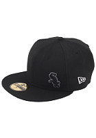 NEW ERA Chicago White Sox Stitch Out Cap black/white