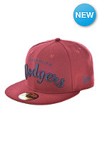 NEW ERA City Arch Brooklyn Dodgers Cap cardinal/navy