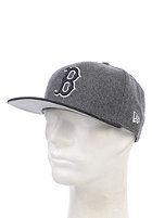 NEW ERA Classic Melt Redux Boston Red Sox Fitted Cap graphite/black