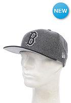 NEW ERA Classic Melt Redux Boston Red Sox Fitted Cap graphite/black