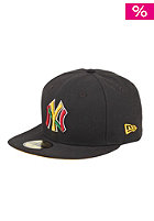 NEW ERA Col Junction 2 New York Yankees blk/agld/sca