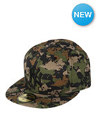 NEW ERA Continent Camo New York Yankees Cap woodland