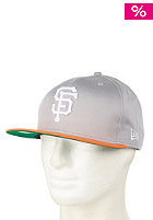 NEW ERA Cotton Block 2 Safgia Cap gray organic