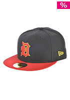 Country Colour 2 Detroit Tigers Fitted Cap black/scarlet