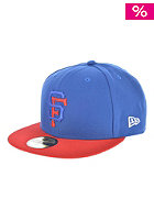Country Colour 2 San Fransisco Giants Fitted Cap bright royal/scarlet