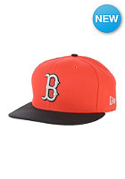 NEW ERA DE Pop 9Fifty Boston Red Sox Snapback Cap hot red/black/graphite