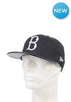 NEW ERA Densnake Boston Red Sox Fitted Cap black/white
