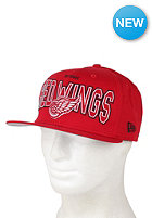 NEW ERA Detroit Red Wings Outter Snapback Cap team