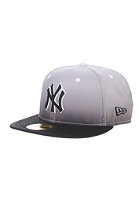 NEW ERA Diamond Grad New York Yankees Fitted Cap black/white