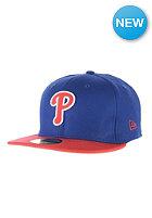 NEW ERA Diamond Reverse Philadelphia Phillies Fitted Cap team color