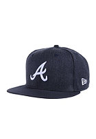 NEW ERA Emea Fresh Atlanta Braves heather navy/navy
