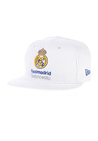 NEW ERA Euroleague 950 Real Madrid Snapback Cap white