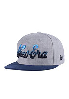 NEW ERA Fade Out heather navy/graphite/white