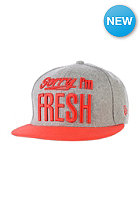 NEW ERA Fresh 9Fifty Snapback Cap grey/hot red