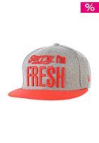 NEW ERA Fresh 9Fifty Snapback Cap grey/hot red