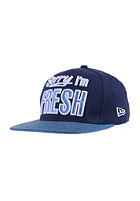 NEW ERA Fresh Infill 9 Graxbl grey/open market blue