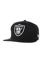 NEW ERA GITD 9Fifty Oakland Raiders Snapback Cap black