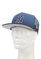 NEW ERA Grade To Visor New York Yankees Snapback Cap blue