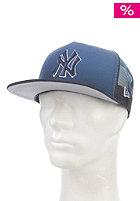 NEW ERA Grade To Visor New York Yankees Snapback Cap blue