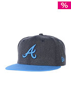 NEW ERA Heather Pop Atlanta Braves heather navy/snapshot blue