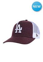 NEW ERA Heathtruck Los Angeles Dodgers heather maroon/white