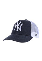 NEW ERA Heathtruck New York Yankees heather navy/white