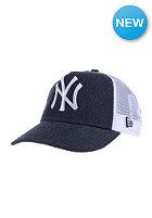 NEW ERA Heathtruck New York Yankees heather navy/white