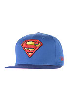 NEW ERA Hero Pop Superman Snapback Cap black