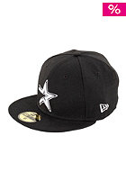 NEW ERA Houston Astros League Basic Cap black/white