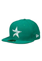 NEW ERA Houston Astros League Basic Cap kelly/white