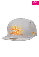 NEW ERA Houston Astros Logomotion Cap gray/orange