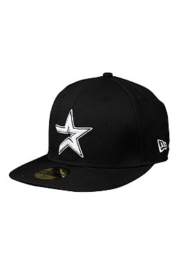 NEW ERA Houston Astros MLB Basic Cap black/white