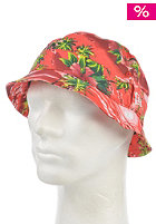 NEW ERA Island Bucket Hat scarlet