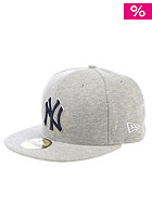 Jersey Basic 2 New York Yankees Fitted Cap grey/team color