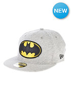 NEW ERA Jersey Character Batman Fitted Cap grey
