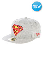 NEW ERA Jersey Character Superman Fitted Cap grey