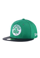 NEW ERA Jersey Pop Boston Celtics team color