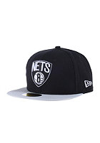 NEW ERA Jersey Pop Brooklyn Nets team color