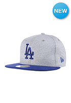 NEW ERA Jersey Team Los Angeles Dodgers grey