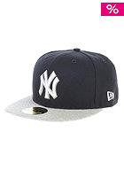 Jerteam New York Yankees Fitted Cap navy/grey