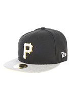 NEW ERA Jerteam Pittsburgh Pirates Fitted Cap graphite