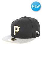 NEW ERA Jerteam Pittsburgh Pirates Fitted Cap graphite