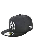 NEW ERA Kids 59 Fifty MLB League Basic New York Yankees Fitted Cap black/white