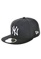 NEW ERA Kids 59 Fifty MLB League Basic New York Yankees Fitted Cap black/white